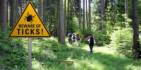 Nature Bites: Hiking Safely with Ticks tickets