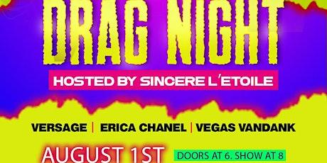 Drag Night tickets
