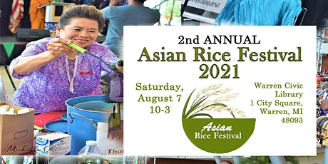 Asian Rice Festival tickets