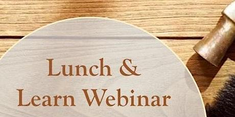 Regional Lunch & Learn: One webinar, multiple business concepts tickets