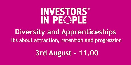 Diversity and Apprenticeships with Jane Ide OBE and Joanna Abeyie MBE tickets