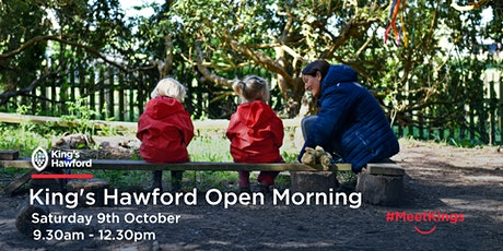 King's Hawford Open Morning tickets