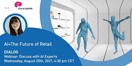 AI+X: Dialog on The Future of Retail tickets