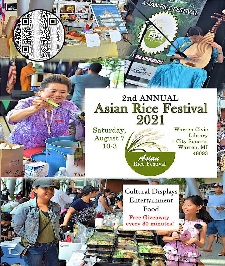 Asian Rice Festival image