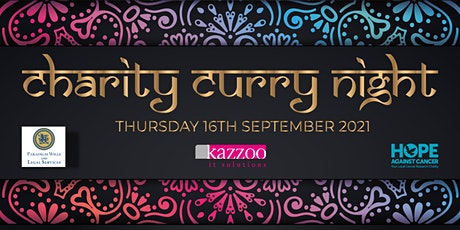 Charity Curry Night tickets