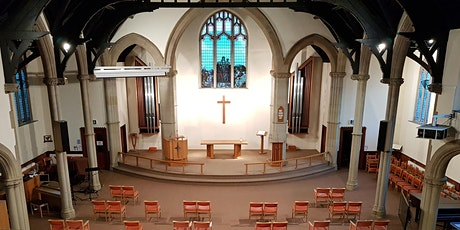 Copy of Sunday Service at Brighouse Central Methodist Church tickets