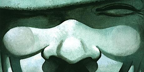 V for Vendetta Book Club tickets