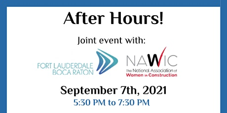 FLDCP After Hours September 7th tickets