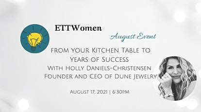 From Your Kitchen Table to Success tickets