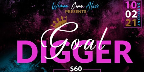 Woman Come Alive 2021 tickets