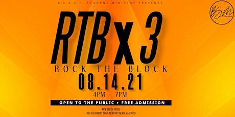 RTBx3 tickets