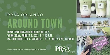 PRSA Orlando Around Town: Downtown Orlando Member Meetup tickets