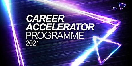 Careers Accelerator Programme (8) tickets