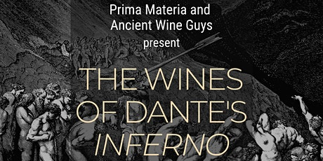 The Wines of Dante's Inferno at Prima Materia tickets