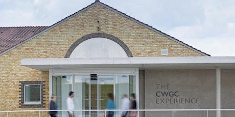 Visite guidée de The CWGC Experience à l'occasion des JEP 2021 billets