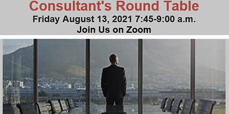 IMC DFW August Round Table: CEOs expectations from Management Consultants tickets