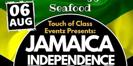 St. Bess Reggae Seafood Jamaica Independence Day Celebration tickets