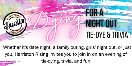 Dying for a Night Out tickets
