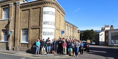 Marconi Walk with site tour - Heritage Open Days tickets