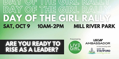 Day of the Girl Rally tickets