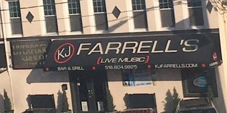 Live Vinyl Rock Party Debuts KJ Farrells Bellmore tickets