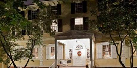NJ Paranormal Ghost Tours at Liberty Hall tickets