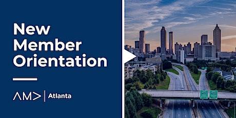 AMA Atlanta New Member Orientation tickets