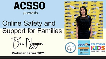 Online Safety and Support for Families tickets