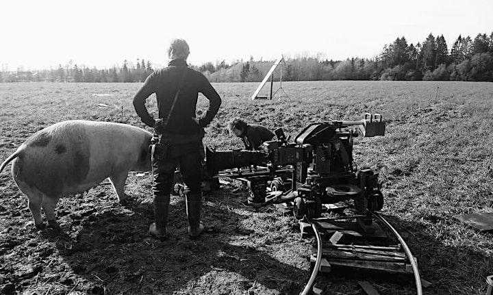 In conversation with film director Victor Kossakovsky image