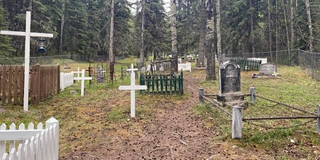 Ghost towns and Graveyards- A guided Halloween tour  (Nordegg area) tickets