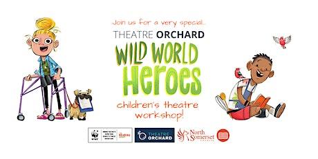 Children's Theatre Workshop, Theatre Orchard and North Somerset Libraries tickets
