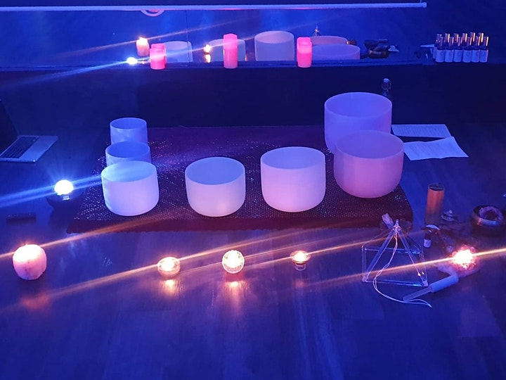 Online Meditation and Sound Bath image