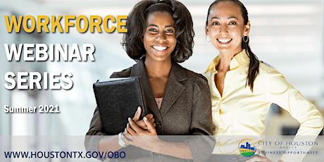 The Workforce Series: Service Industry Spotlight tickets