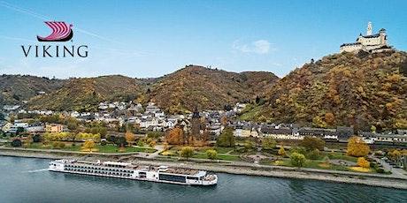 Viking Cruises Virtual Information Sesson billets