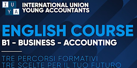 IUYA - Business English Course tickets