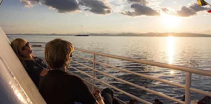 Vermont Technology Alliance Sunset Networking Cruise image