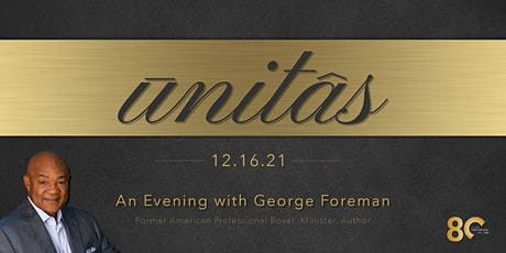 Unitas: An Evening with George Foreman tickets