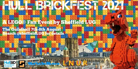 Hull Brickfest 2021 tickets