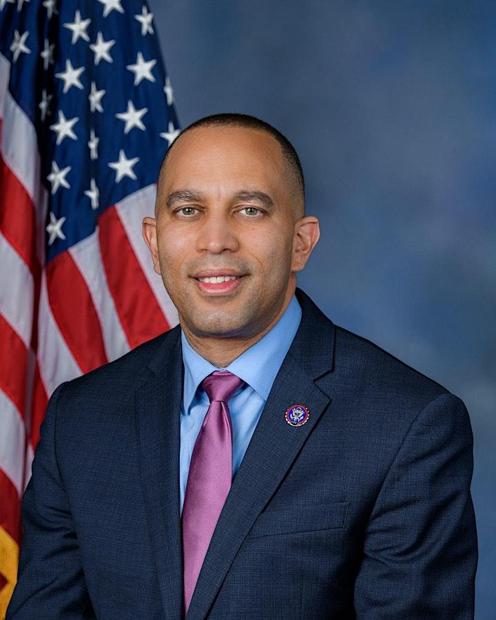 Meet Congressman Hakeem Jeffries: The Second Most Powerful Man in Congress image