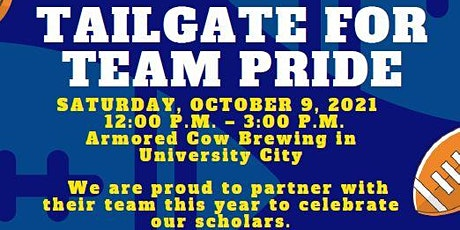 ANSWER Scholarship's Tailgate for Team Pride 2021 tickets