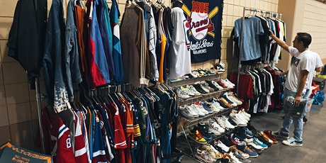 Thank You For Thrifting - Vintage & Streetwear Trade Show tickets