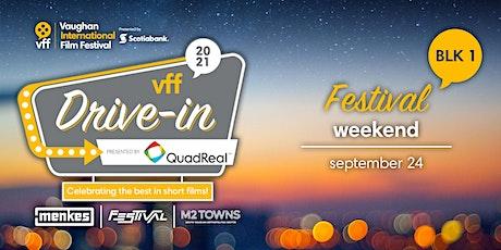 VFF 2021 Drive-In: International Block 1 (Festival Weekend) tickets