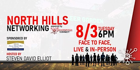 Free  North Hills Networking Rockstar Connect Event (August, NC) tickets