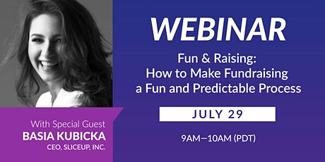 Make Fundraising Fun And Predictable tickets