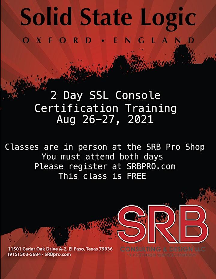 SSL Console Certification image