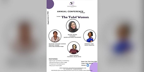The Total Woman tickets