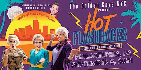 Hot Flashbacks   A Golden Girls Musical Adventure tickets