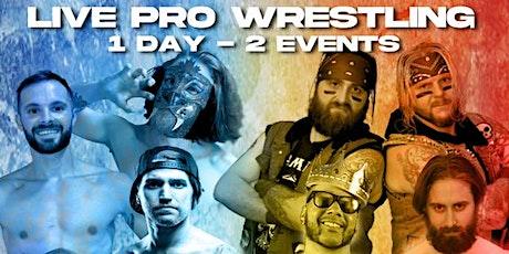 Kaizen Pro Wrestling - 19+ Event tickets