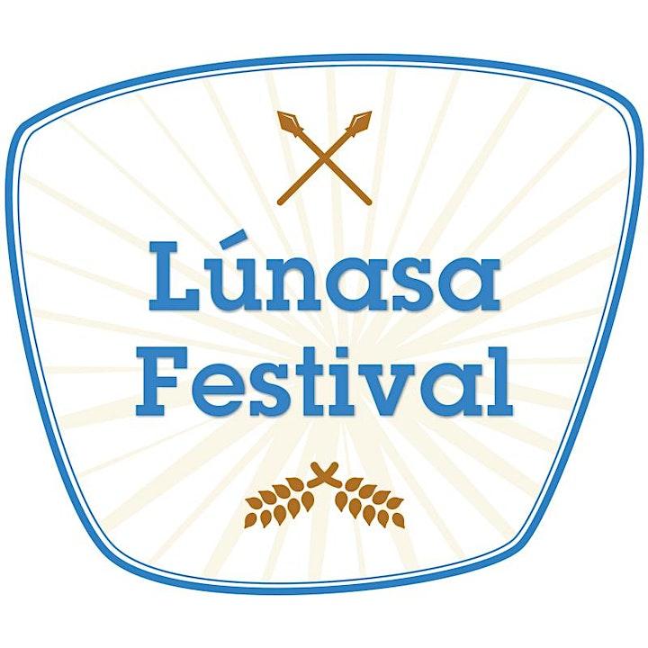 Dallying the Border Bus Tour - Lúnasa Festival 2021 image