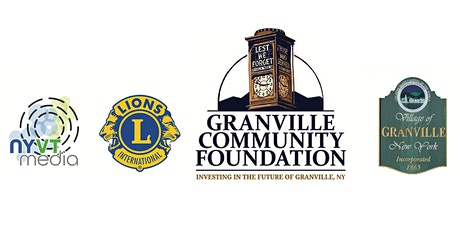 Granville Community Foundation Dinner to honor the community of Granville tickets